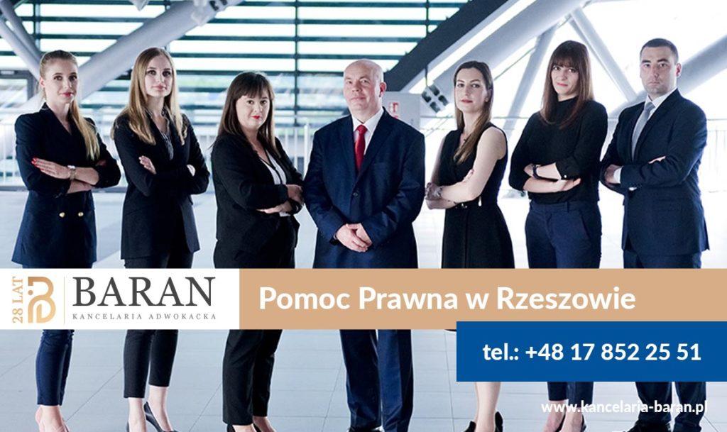 Skuteczna kancelaria prawna w Rzeszowie